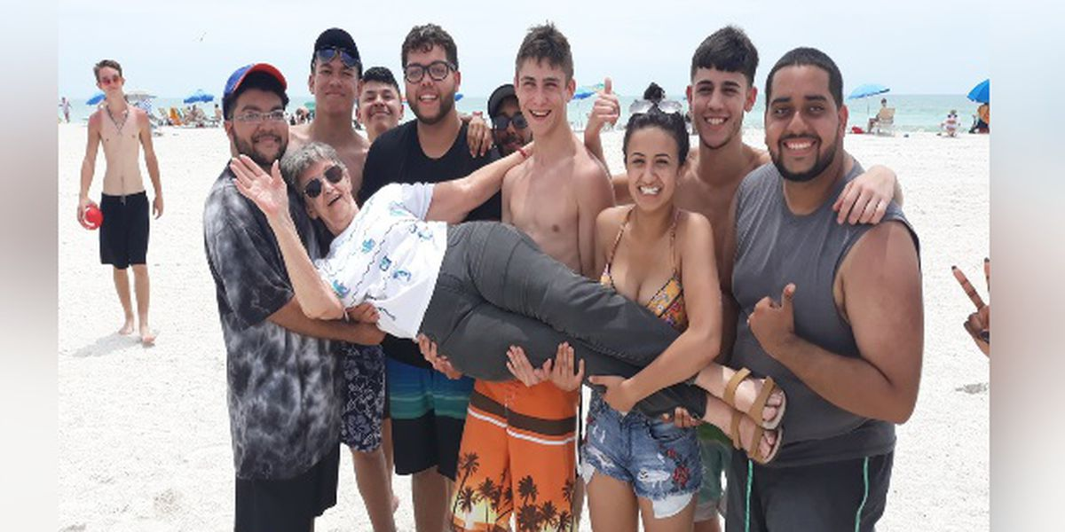 'I want them to live their best life,' says activity director before taking an elderly woman back to Anna Maria Island after 17 years