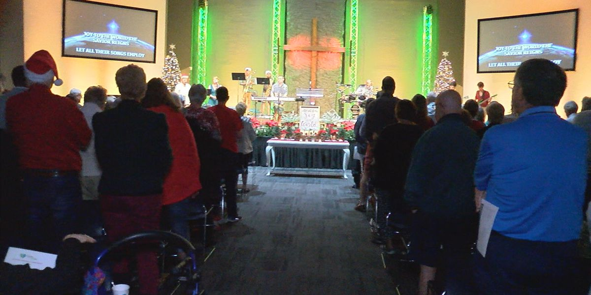 Church of the Palms in Sarasota holds annual Christmas service