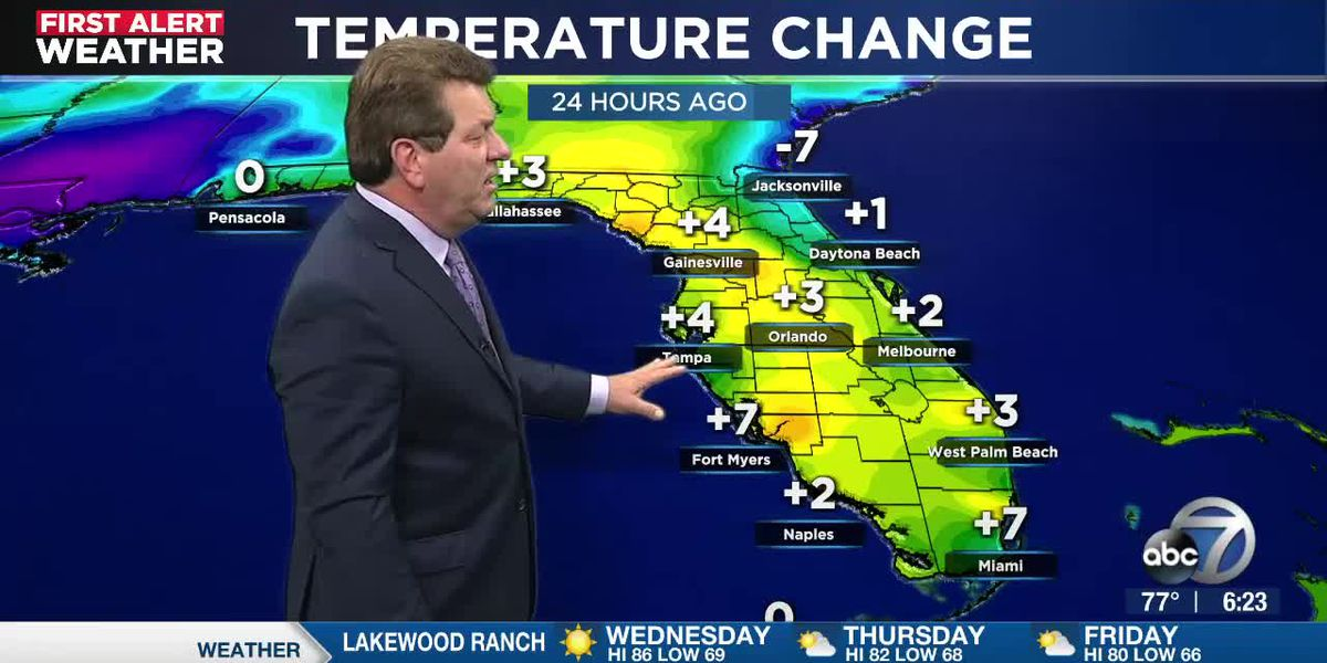 First Alert Weather - 6pm April 13, 2021