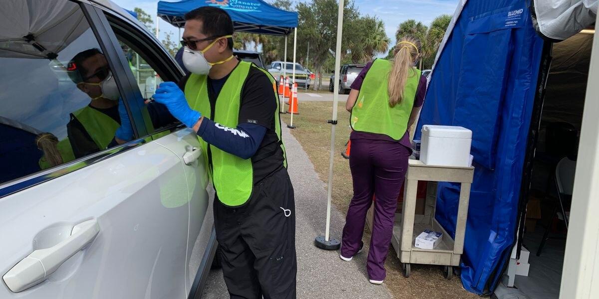 Fla. nurses volunteer to administer the vaccine statetwide