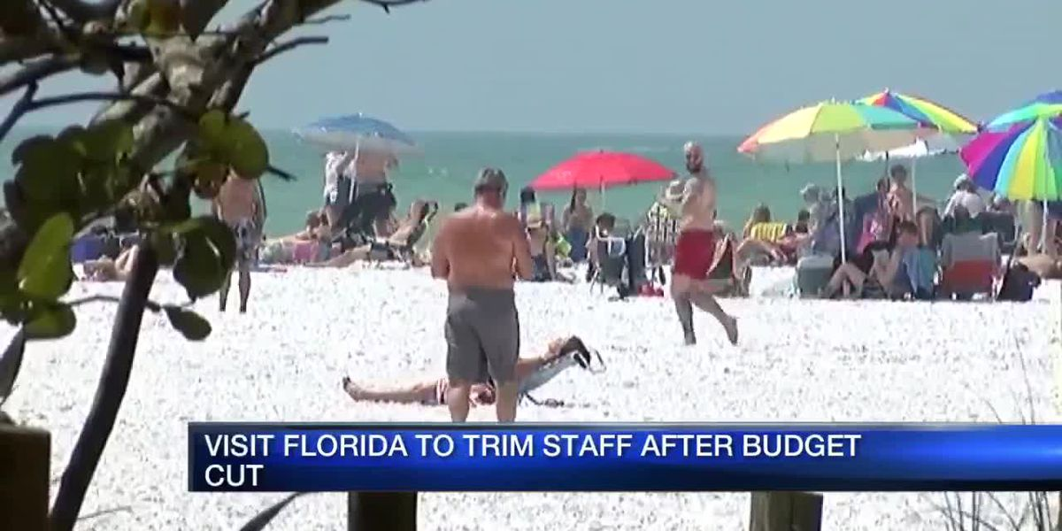 Budget Cuts Force Visit Florida Staff Reductions