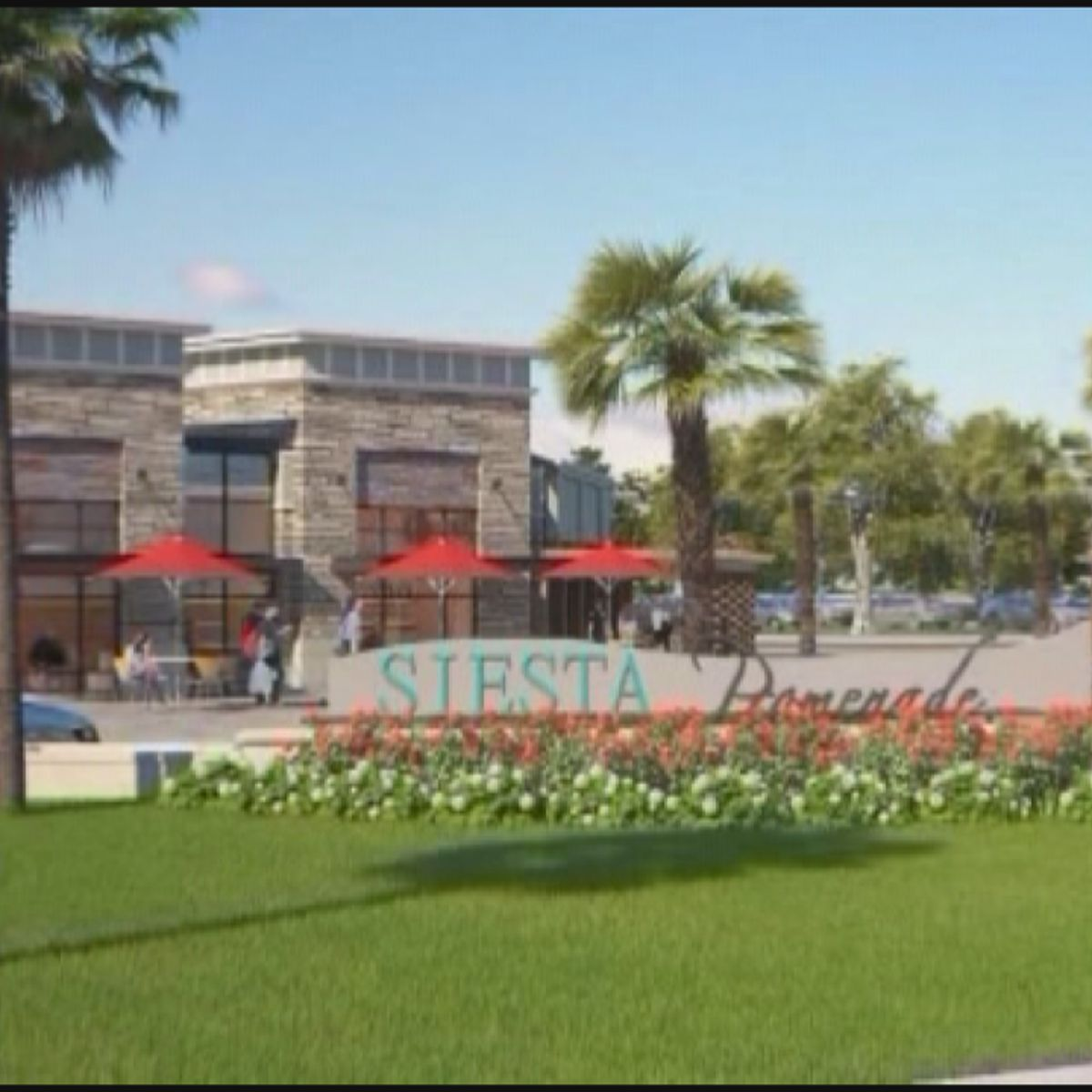 Commission recommends approval for development of the Siesta Key Promenade