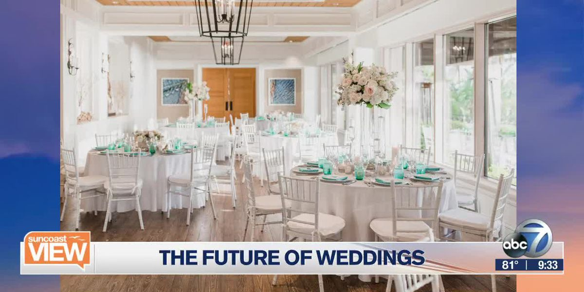 The Future of Weddings | Suncoast View