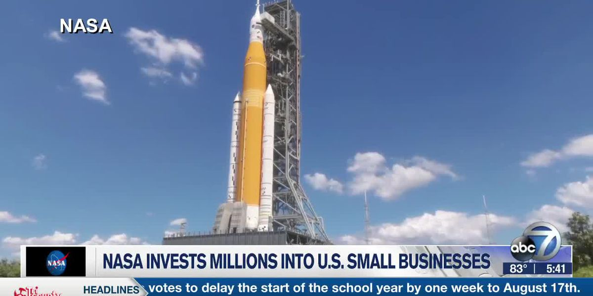 NASA invests $51 Million in innovative ideas from U.S. small businesses including 11 small businesses from Florida