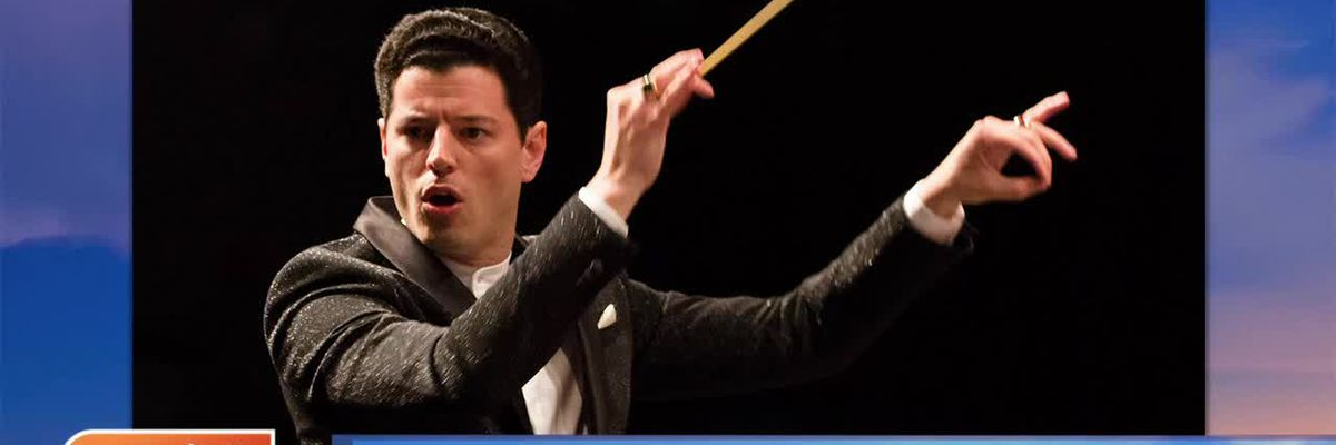 The New Maestro of The Venice Symphony   Suncoast View