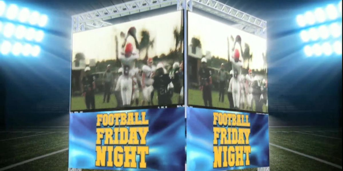 Video: Football Friday Night - September 21, 2018