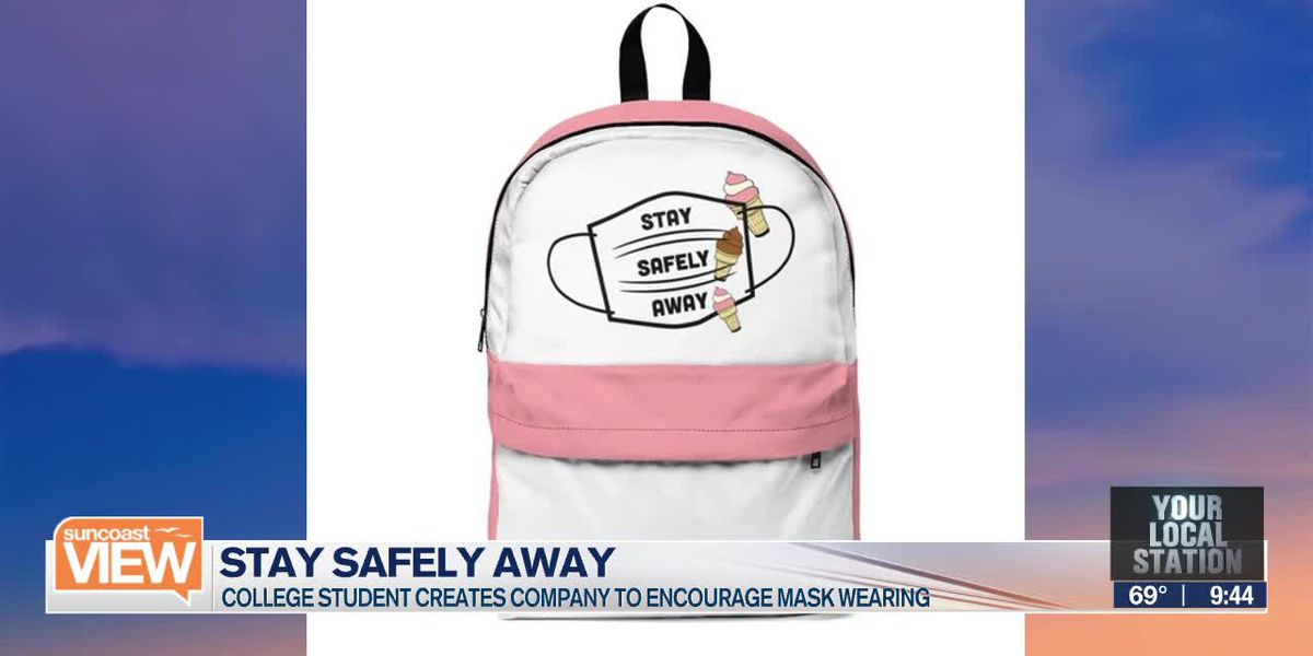 Local student launches Stay Safely Away product line | Suncoast View