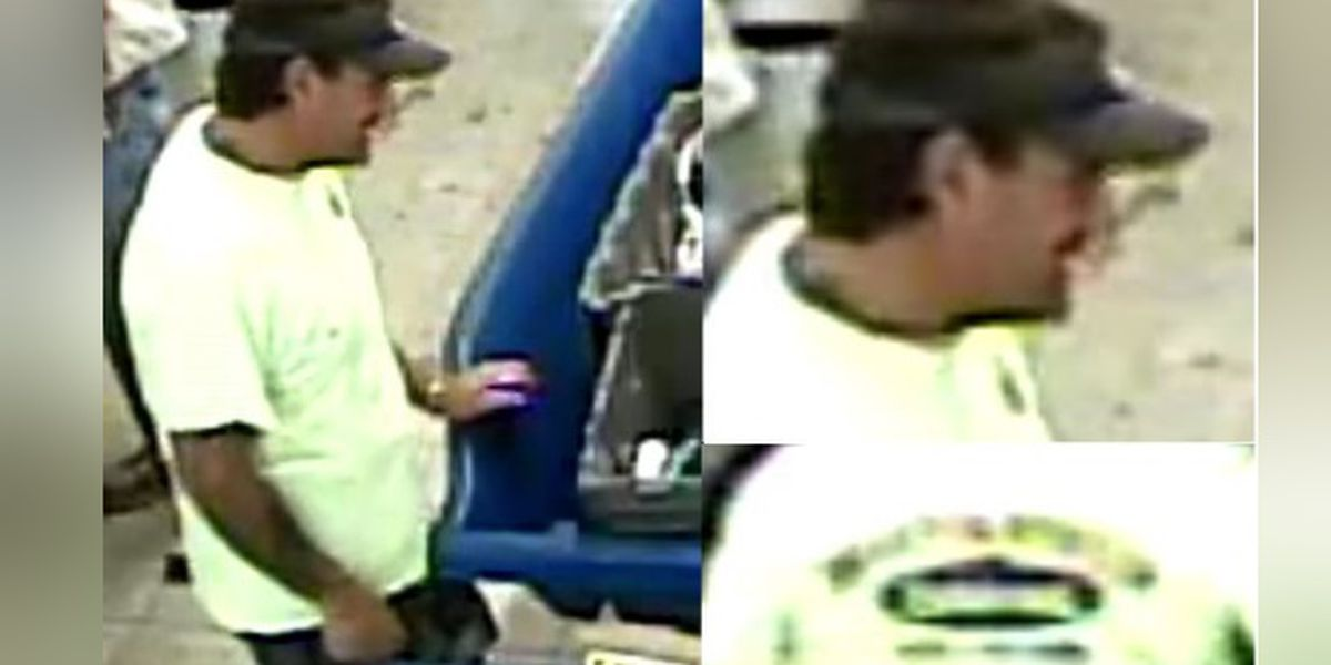 Police in search of man after he allegedly stole woman's purse at Goodwill