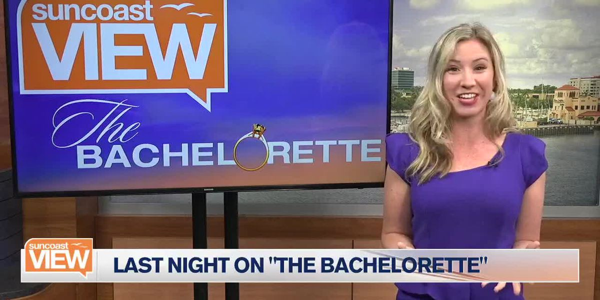 "Kaylee Brings Us Up to Speed with ""The Bachelorette"" 