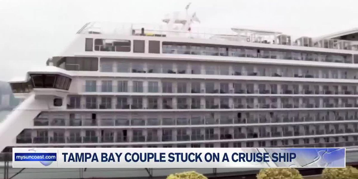 Tampa Bay Couple Stuck on a Cruise Ship