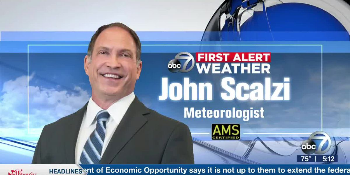 First Alert Weather: The Suncoast returns to normal weather pattern as new Tropical Storm Hanna pulls away