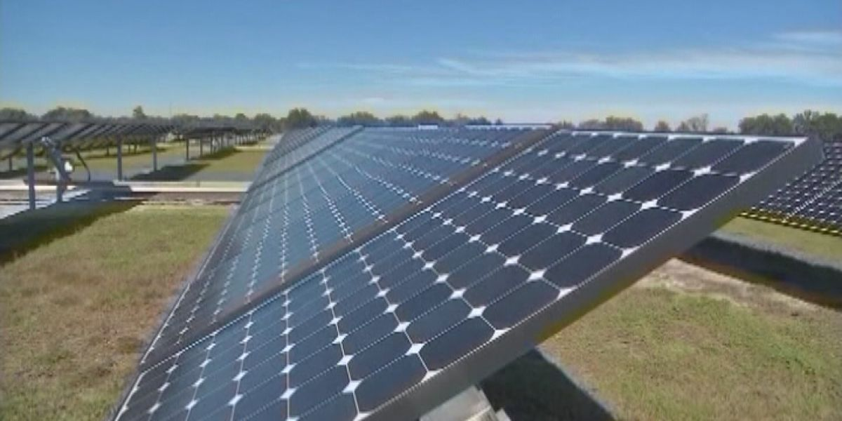 The City of Sarasota will update the community on their renewable energy goals
