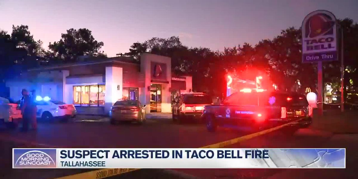 Attempted fire murder at a Florida Taco Bell