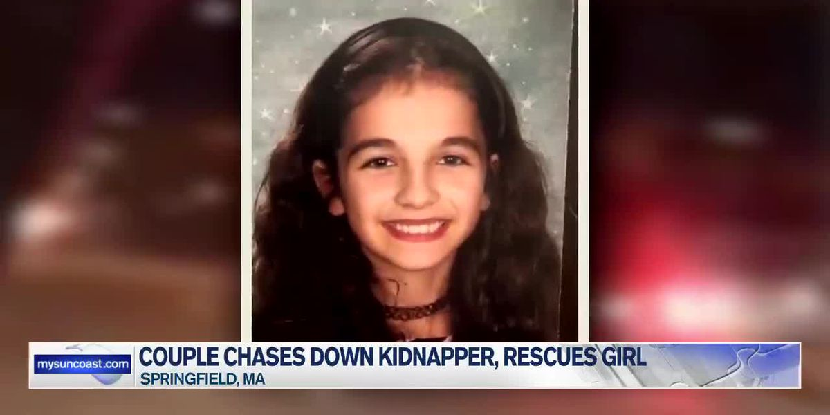 Couple Chases Down Kidnapper, Rescues Girl
