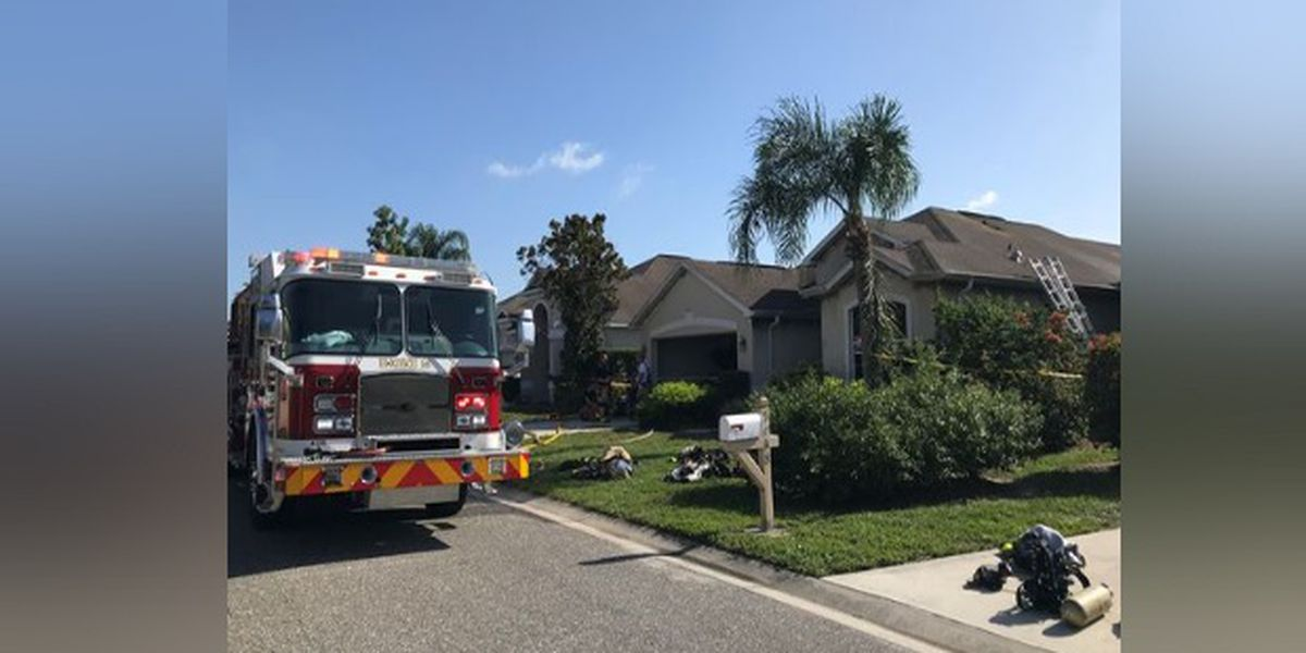 UPDATE: Adult, dog killed in house fire in Sarasota, deputies yet to identify victim