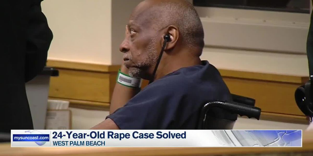 24-year-old rape case solved
