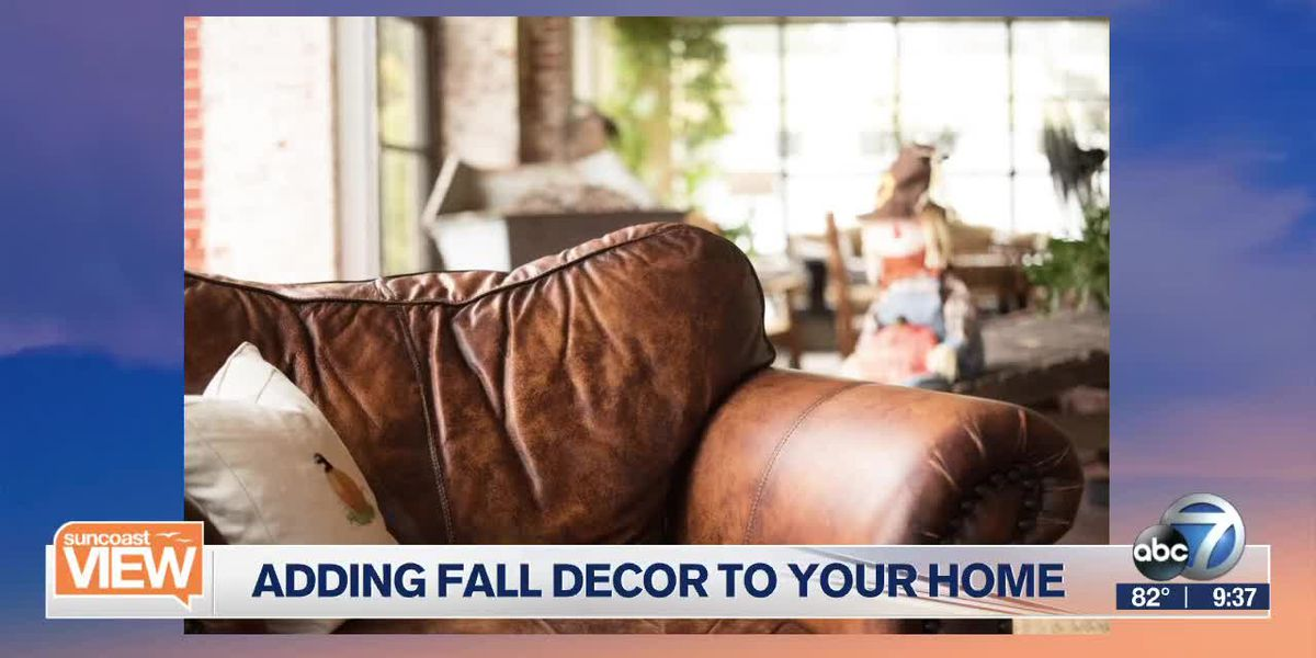 What to keep in mind when adding fall decor to your home | Suncoast View