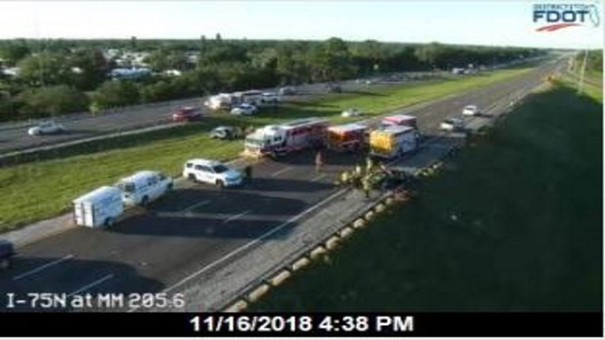 First Alert Traffic: Identities of two killed in I-75 North accident released