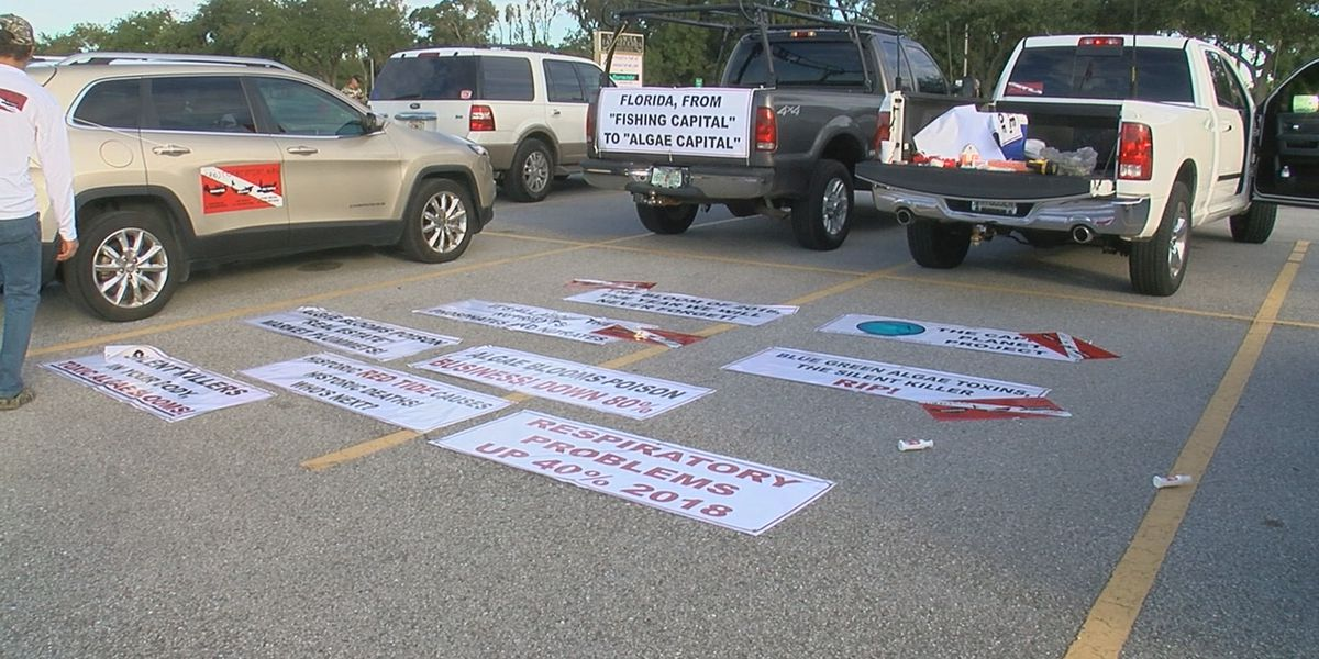 Suncoast group parades to raise water quality awareness