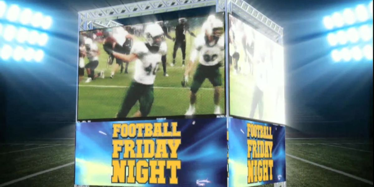 Video: Football Friday Night - August 31, 2018