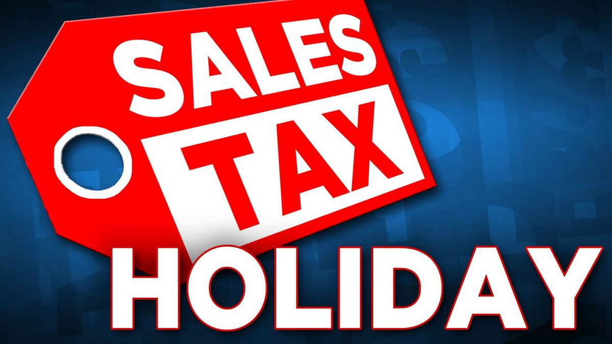 The 2020 Sales Tax Holiday weekend is underway in Florida