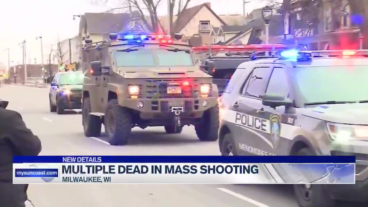 Multiple Dead in Mass Shooting