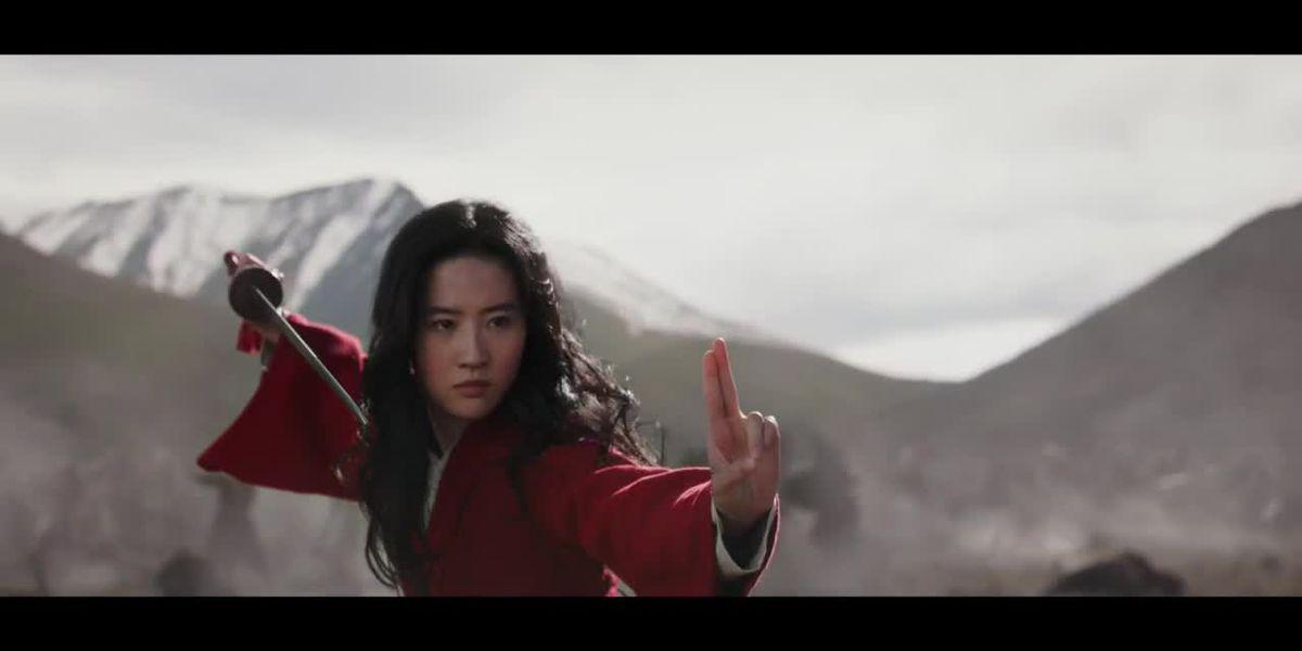 Disney releases new trailer for live-action 'Mulan' remake