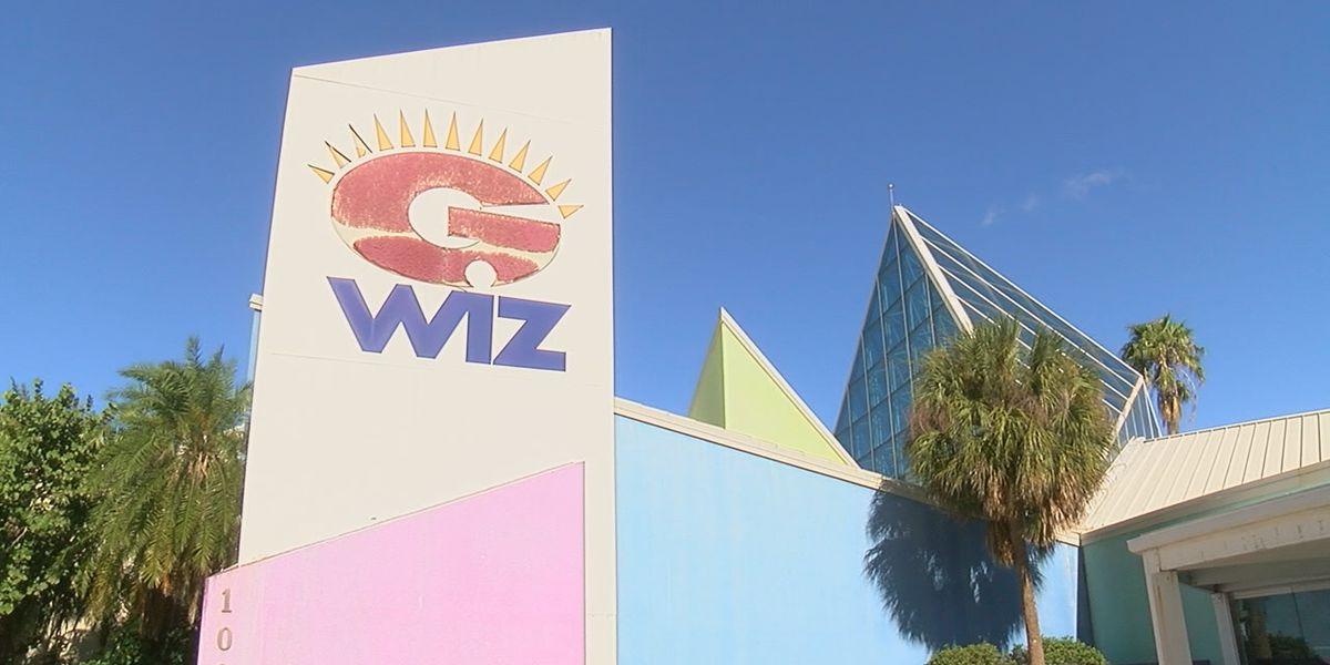 Last day contractors bid for G-Wiz Museum demolition