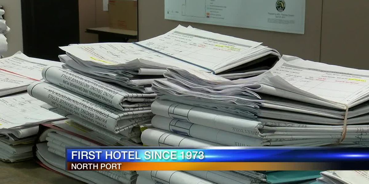 First hotel since 1973 in North Port