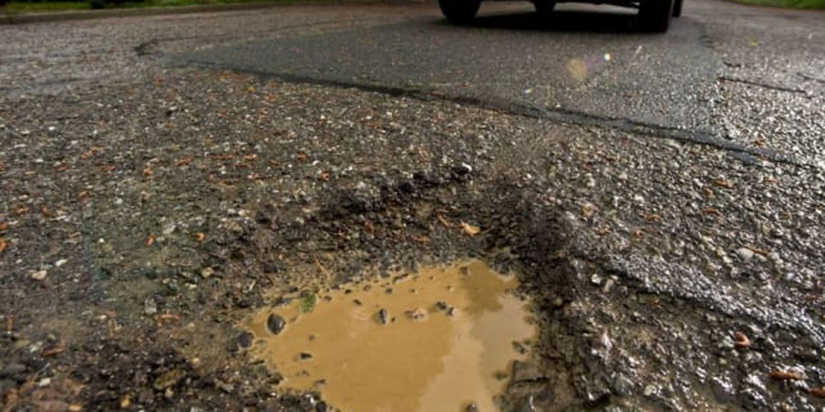 Have a Pothole Problem? Here's how to report it