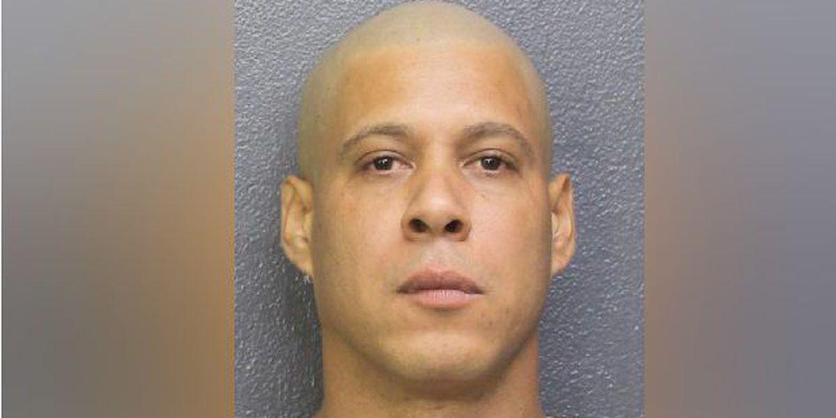Police: Man beats ex-wife, drowns Chihuahua in backyard pool