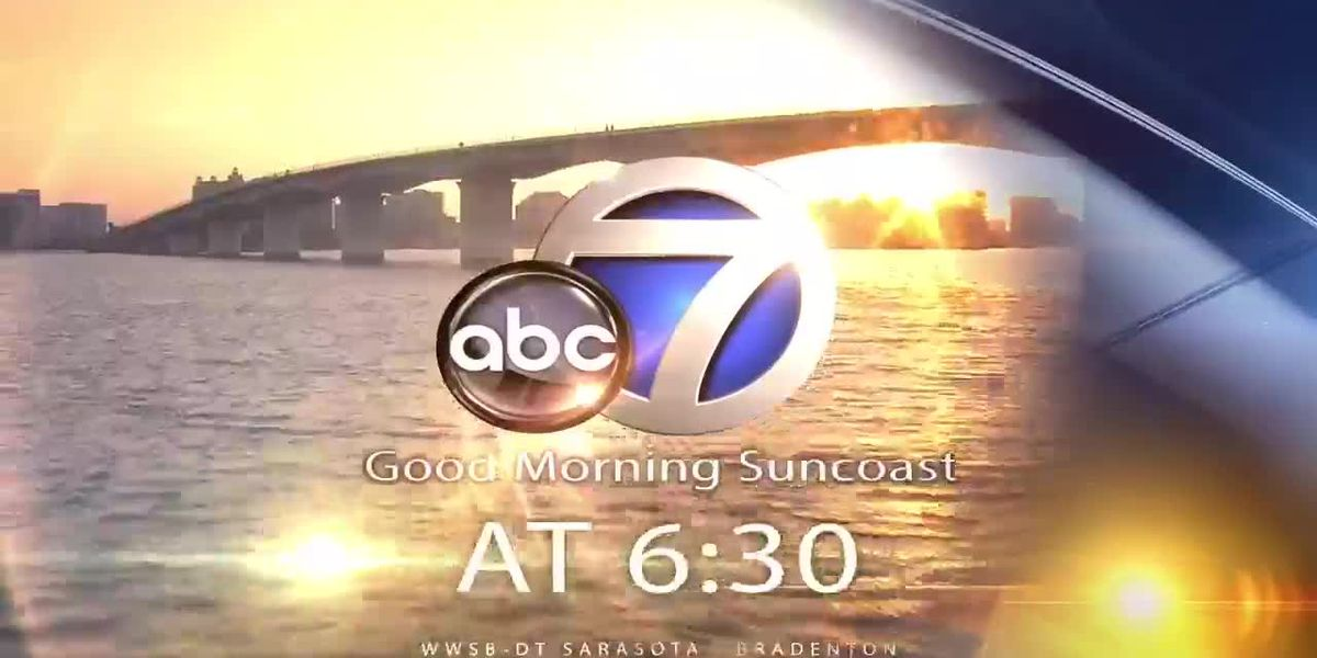 Good Morning Suncoast 6:30AM - Wednesday, March 13, 2019