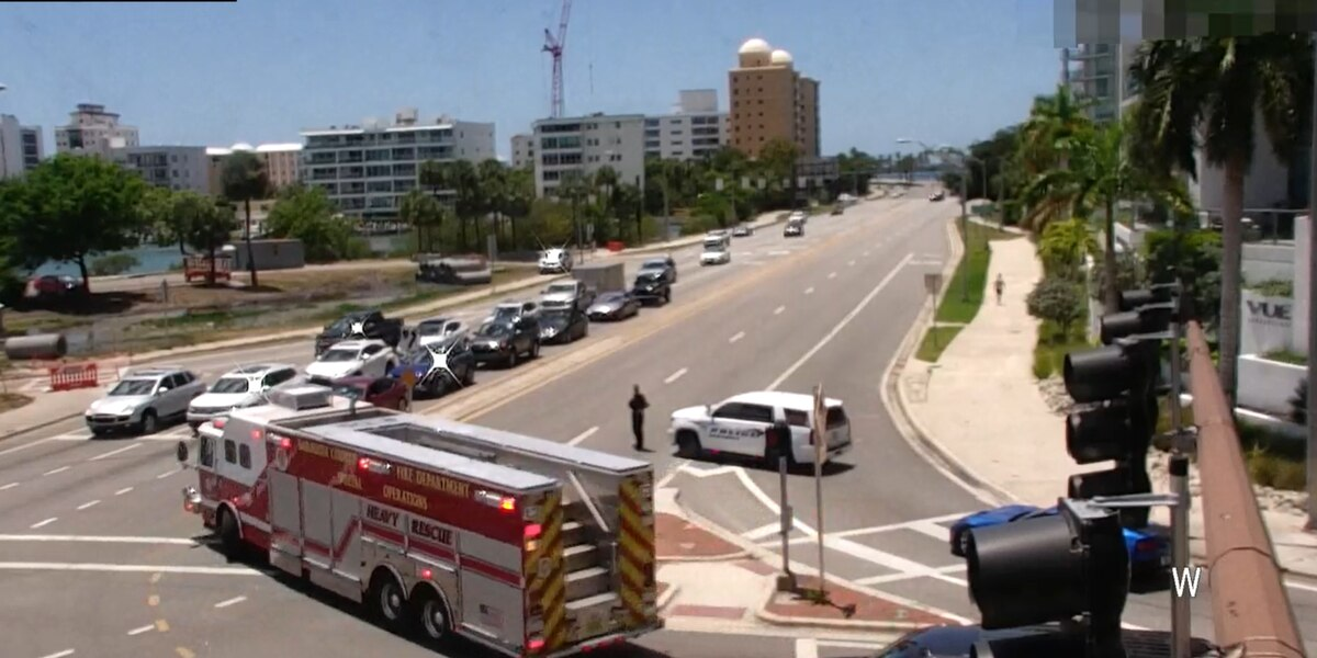 UPDATE: Ringling Causeway reopens after hazmat situation