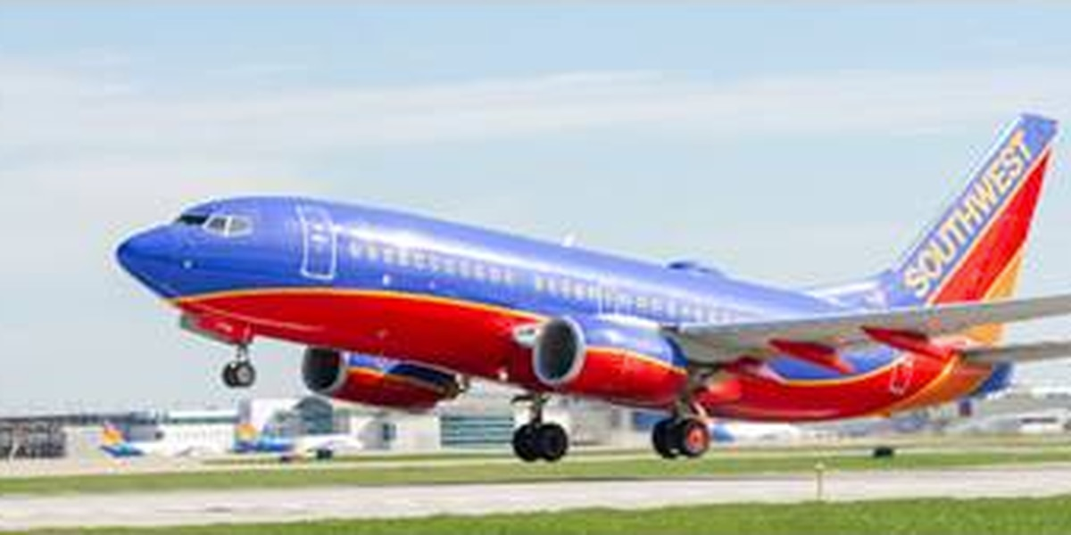 Southwest Airlines coming to SRQ in 2021