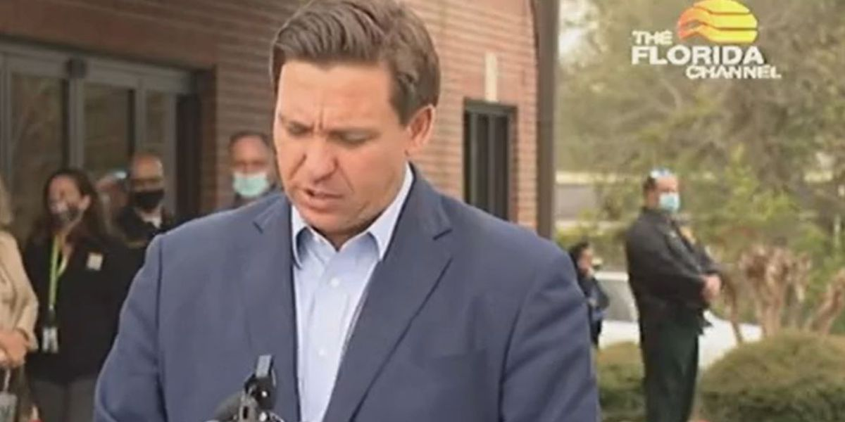 DeSantis: Florida manages to get another 42K J&J one-dose vaccines