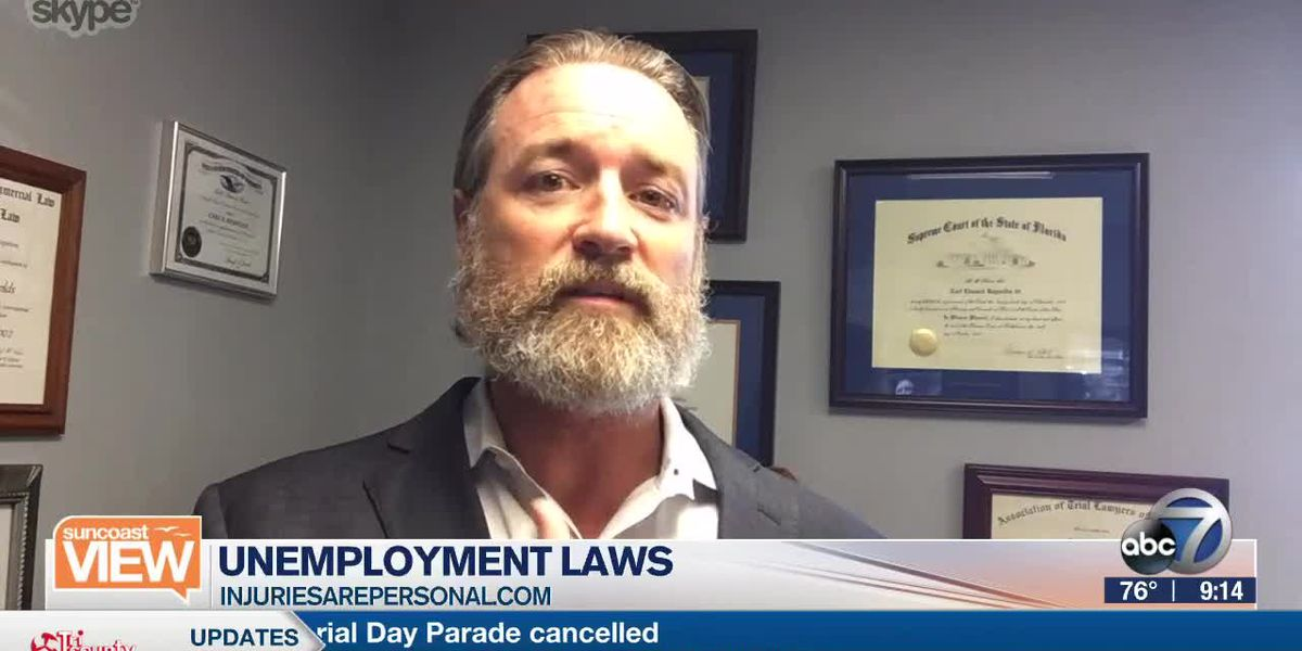 Unemployment Laws with Carl Reynolds | Suncoast View