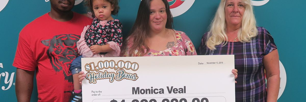 St. Petersburg woman claims $1M in Florida Lottery