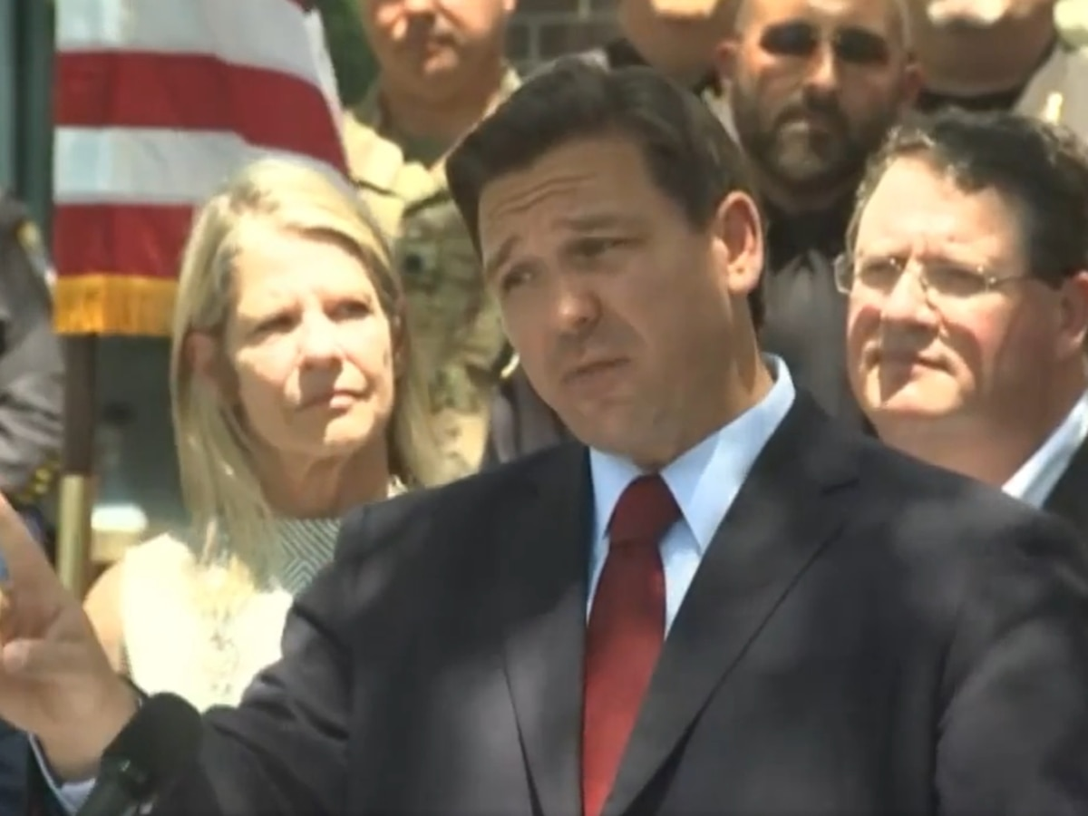 DeSantis signs bill on gun regulations