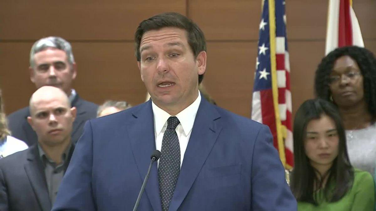 Florida Gov Desantis Signs Bill Repealing Blind Trust Law