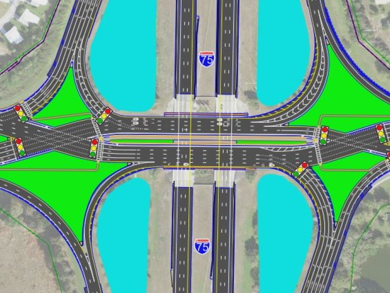 FDOT to hold public meeting about I-75 and Clark Rd. interchange project