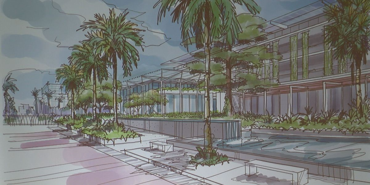 Selby Gardens introduces revised expansion plans during public workshop