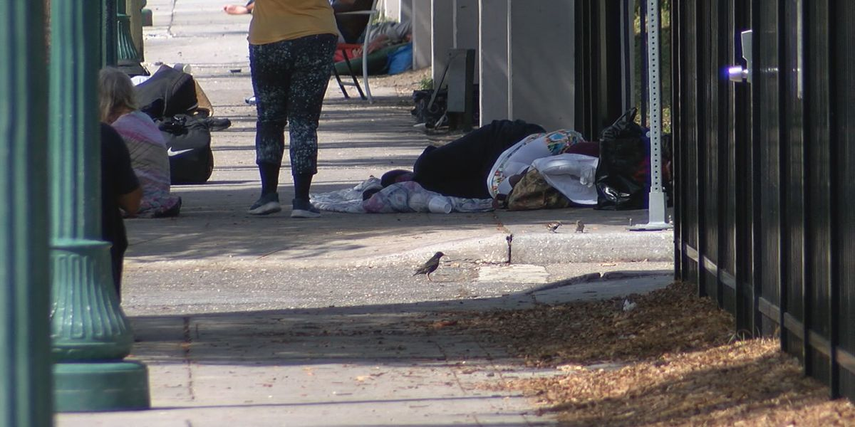 City of Sarasota discussing placing homeless at Sarasota Fairgrounds during pandemic