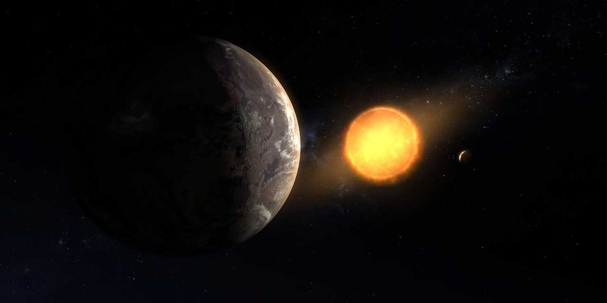 Earth-sized habitable zone planet found after boffins check for errors