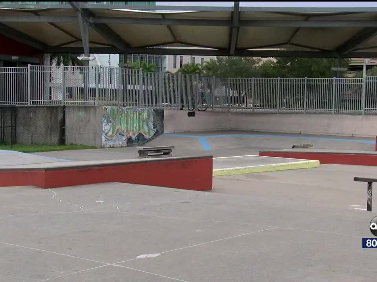 Skate park at Payne Park in Sarasota now free of charge