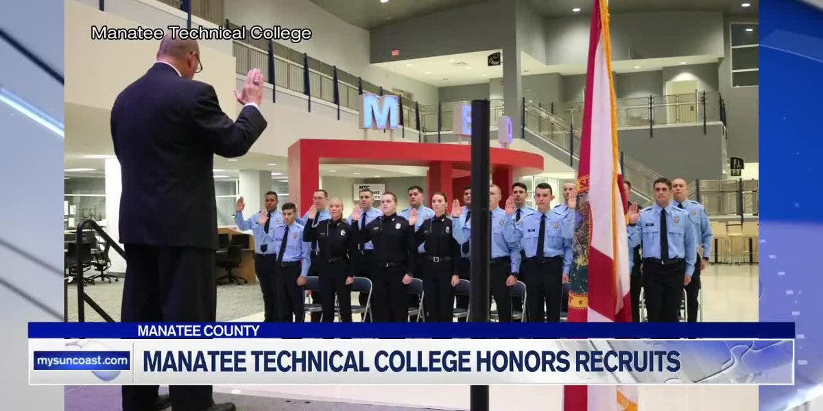 Manatee Technical College Honored Recruits
