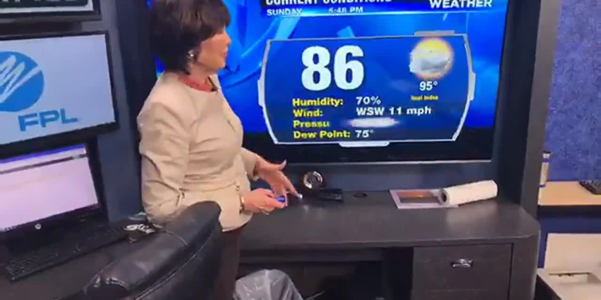 FIRST ALERT WEATHER: Cold Front Lingers and So Do the Showers