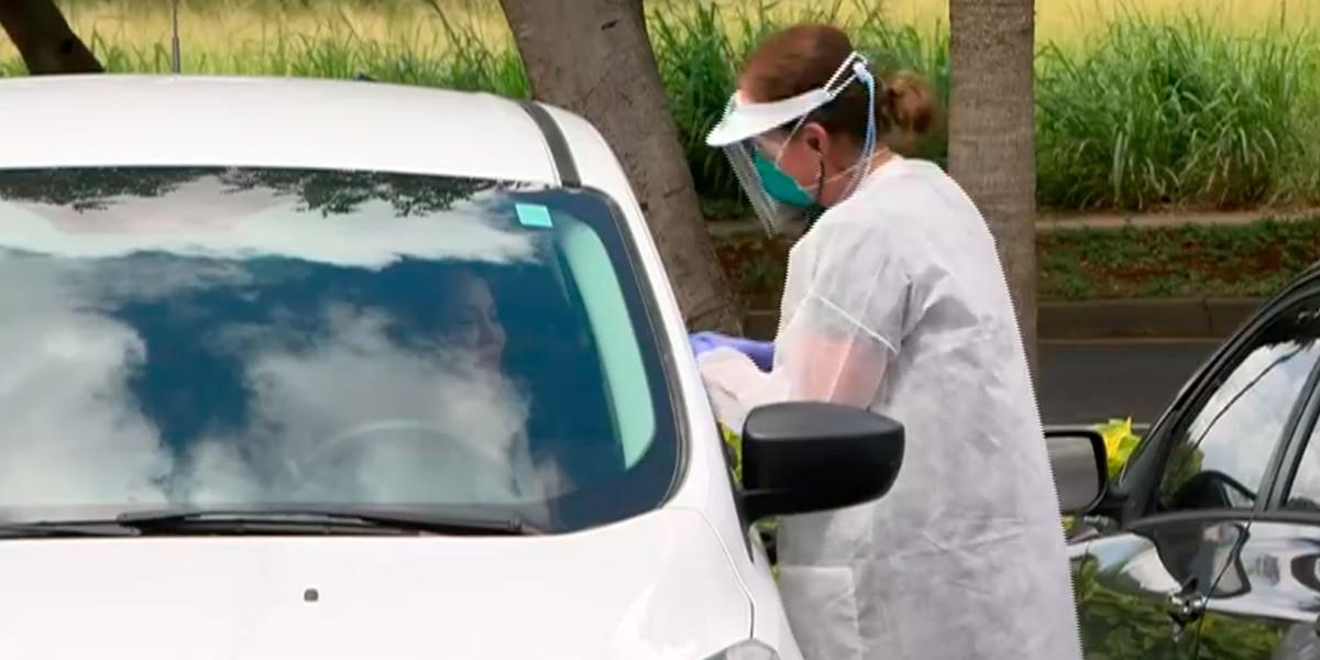 Sarasota County to offer limited drive-thru coronavirus testing clinic