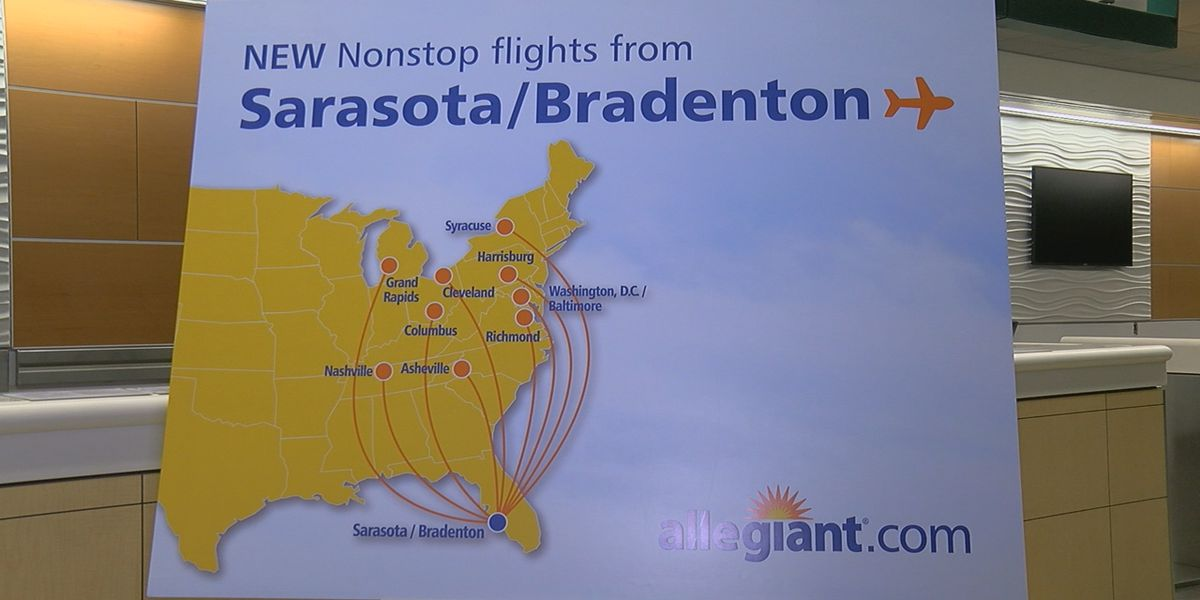 Get ready to pack your bags, Allegiant Air is now offering nine new routes ahead of the holidays