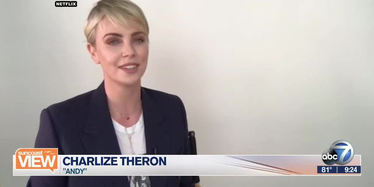 "New movie preview: Charlize Theron in ""The Old Guard"" 