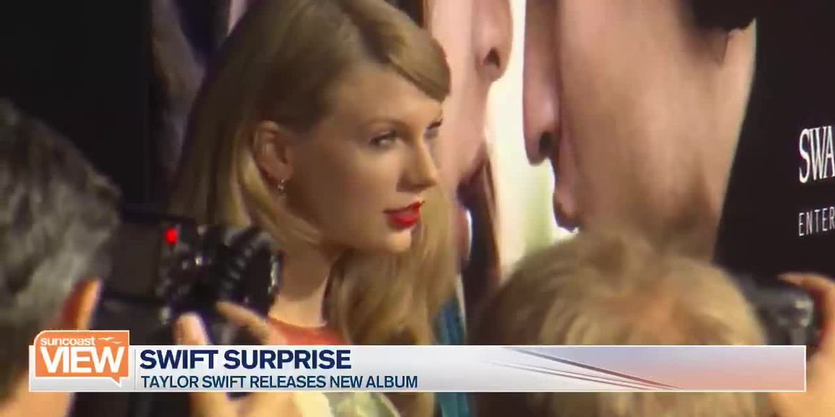 Taylor Swift releases surprise album | Suncoast View